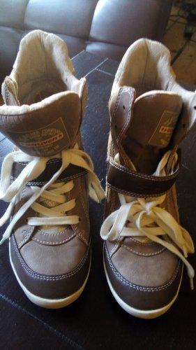 Anastacia by s.Oliver Sneakers met veters veelkleurig Leer