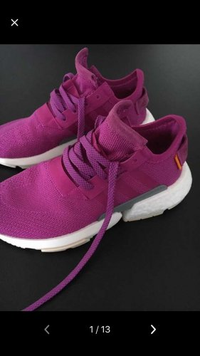 Adidas Originals Sneakers met veters roze