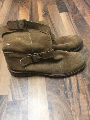 Chukka boot bronze