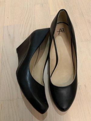 Anna Field Pumps met sleehak zwart