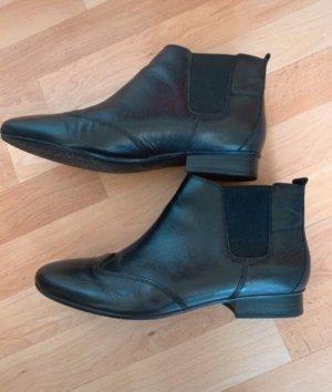 5th Avenue Slip-on Shoes black