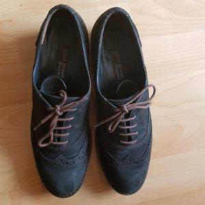 Schuhe Brogue-Stil Größe 38