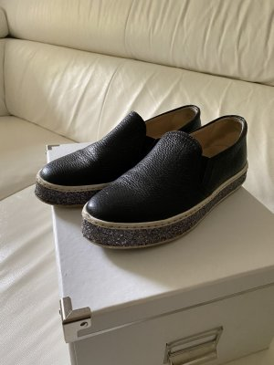 Peperosa Heel Pantolettes black