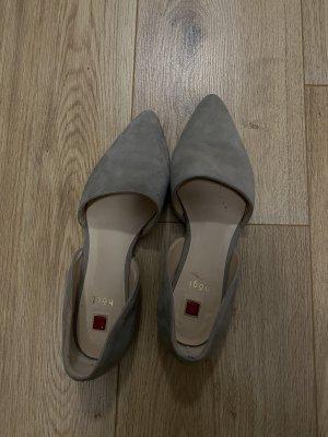 Högl Pantofel jasnoszary