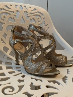 Catwalk Tacco alto bronzo