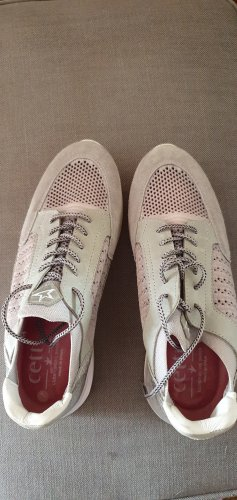 Cetti Lace-Up Sneaker light grey