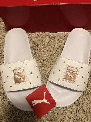 Schuhe Damen badelatschen