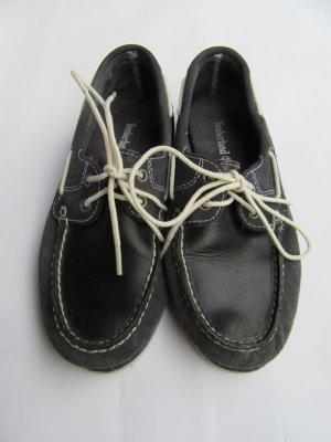 Schuhe Damen Ballerinas Timberland blau Gr. 6M / 36/37