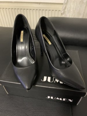 Jumex High-Front Pumps black