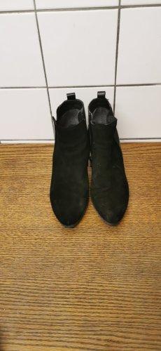 Deichmann Bottillons noir