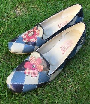 Goby Zapatos formales sin cordones multicolor