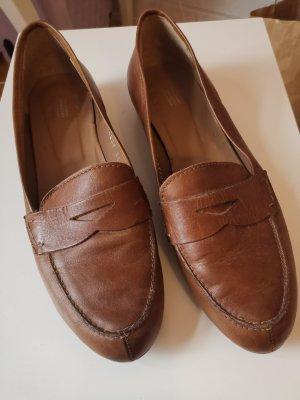 di Marzio Slip-on Shoes brown