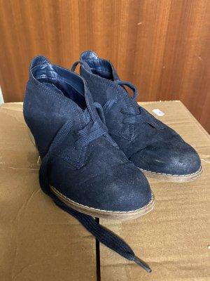 Graceland Mocassino blu scuro-marrone chiaro