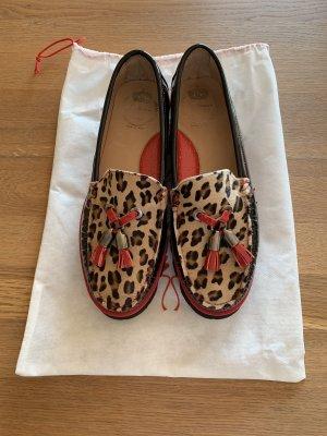 Schuhe echt Leder