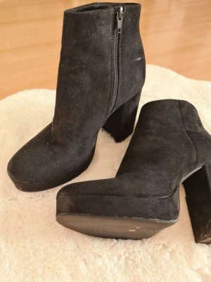 Be only Platform Boots black