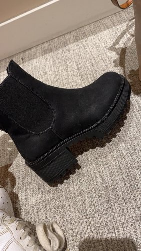 C&A Heel Boots black