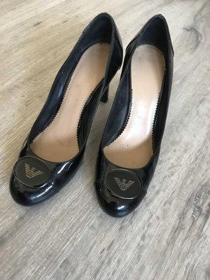 Armani High Heels black