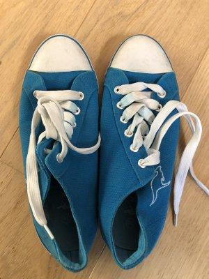 Schuhe Freizeitschuhe Schnürsneaker Gr. 38