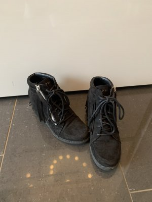 Esprit Wedge Sneaker black
