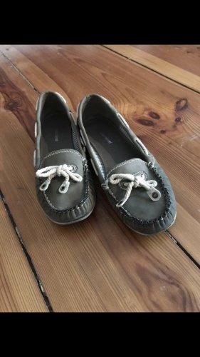 Zapatos de marinero multicolor