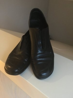 Schuhe, Halbschuhe, Nic Dean, Leder, top Zustand