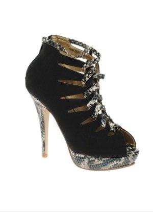 Schuhe High heels Reptil Rare