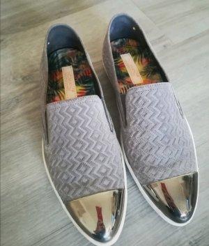 Schuhe in grau... Wie neu