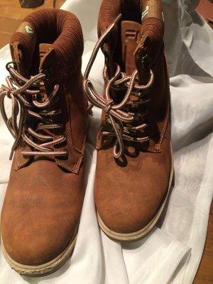 Fila Chukka boot marron clair-gris brun