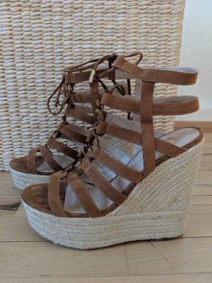 Schuhe Keilabsatz Wedges