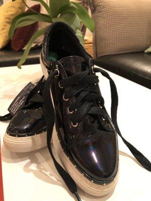 Schuhe Lackleder echt 36