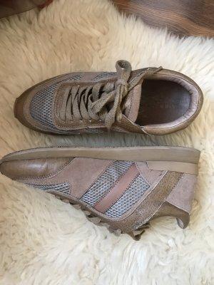 Liebeskind Sneakers met veters beige