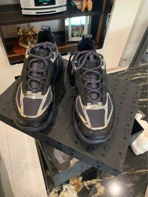MCM Lace Shoes black leather