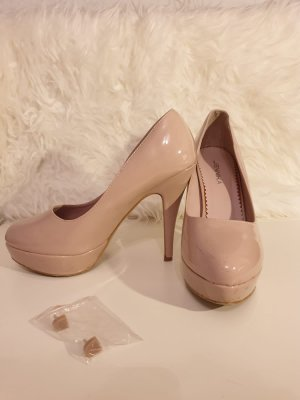 Schuhe mit Absatz / High Heels in rose Gr. 40