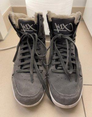 K1X Chaussure skate gris