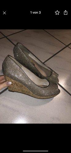 Schuhe mit Keilabsatz Gr.39