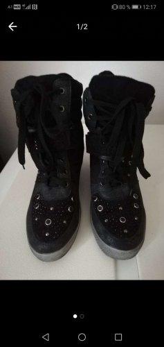 Schuhe mit Keilabsatz Gr. 40