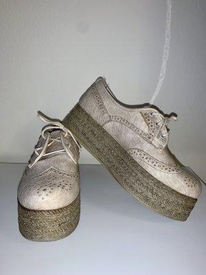 Lace Shoes cream