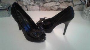 3 Suisses Schoenen zwart