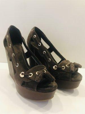 Schuhe Moncler Keilabsatz