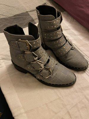Anders Lace-Up Sneaker brown-grey
