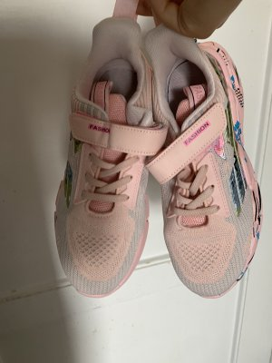Heel Sneakers rose-gold-coloured