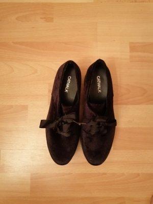 Schuhe Plateau