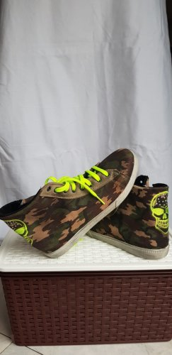 primadonna High Top Sneaker multicolored