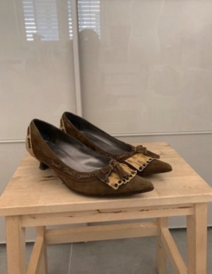 Schuhe Pumps 38 Joop! Kittenheel 2cm