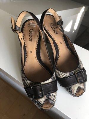 Schuhe, Pumps, Gabor