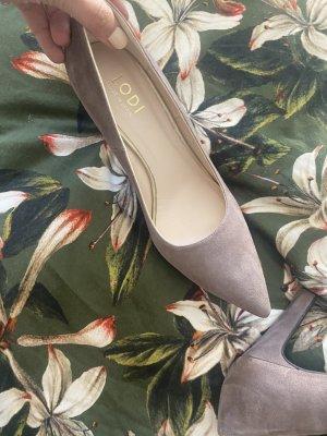 Schuhe Pumps Leder braun nude 39 Lodi