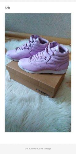 Reebok Sneaker slip-on fucsia neon
