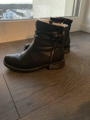 Rieker Snow Boots dark blue