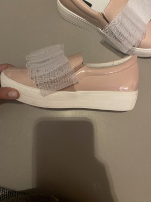 Schuhe rosa Schleife 40