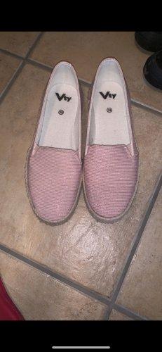 Schuhe rosa/weiß